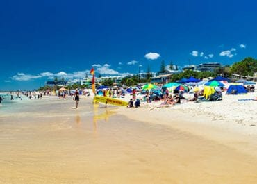 Kings Beach Holiday Apartment Caloundra Sunshine Coast