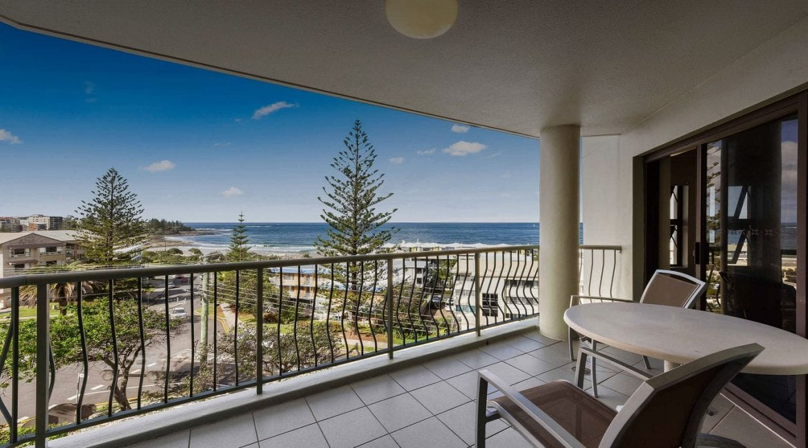 You can afford a Caloundra Kings Beach holiday apartment