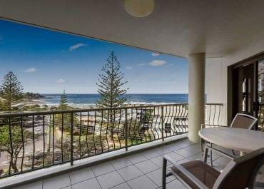 Caloundra Kings Beach holiday apartments