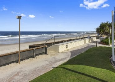 Enjoy Caloundra's holiday lifestyle in a Kings Beach Apartment